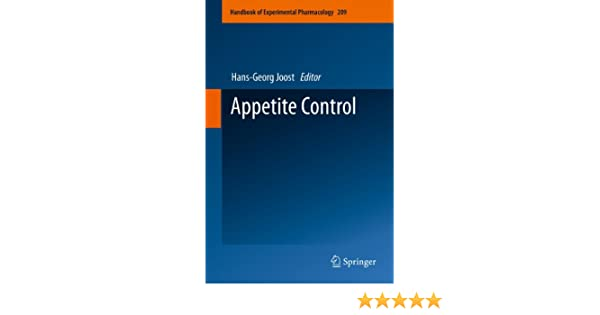 Appetite Control: 209 (Handbook of Experimental Pharmacology)