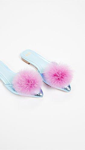 Blue Mule Frances Pink Women's Pauline Valentine YqPx0xnR