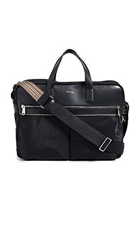 Paul Bags Smith (Paul Smith Men's Folio Bag, Black, One Size)