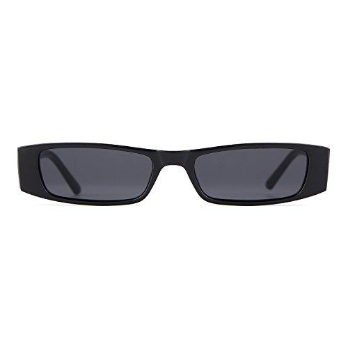 Adewu Fashion Occhiali Rettangolari NerotelaioGraylente Clout Goggles Men Designer Da Sole Women Stylish iwXukPZlOT