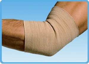 Elastic Elbow Brace Large