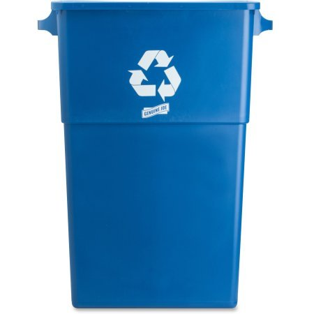 Genuine Joe 23 Gallon Recycling Bin - 1 Pack
