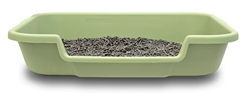 PuppyGoHere Dog Litter Box New Green Color! Large 24