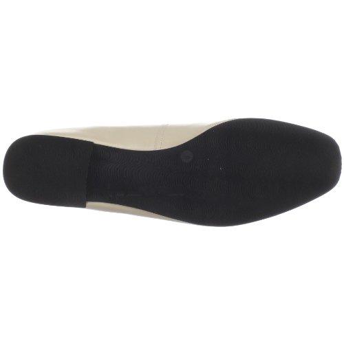 Ara Mujeres Bel Ballet Flat Bone / Black