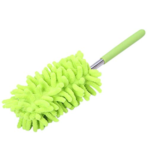 Telescopic Microfibre Duster Extendable Cleaning Home Car Cl