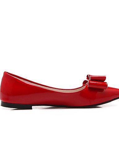 tal charol mujer de PDX de zapatos 4CqXXA