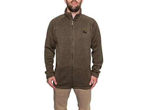Banded Leavellwood Full Zip Jacket Spanish Moss XL
