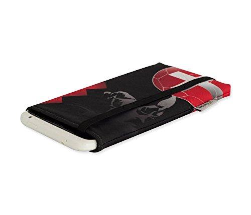 Stilbag Fan Estuche para teléfono Inteligente - Campeonato de Europa de fútbol 2016 - Bandera de Suiza - Cubierta para Microsoft Lumia 950