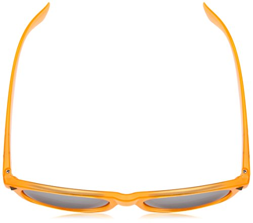 sol naranja Orange Lawless talla única Gafas Talla Clear de BRIGADA naranja Orange Clear xfIOqwAx