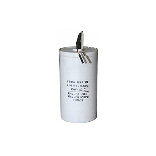 ORIGINAL ATIKA Ersatzteil - Kondensator 45µF für Brennholzspalter ASP 6 N *NEU*
