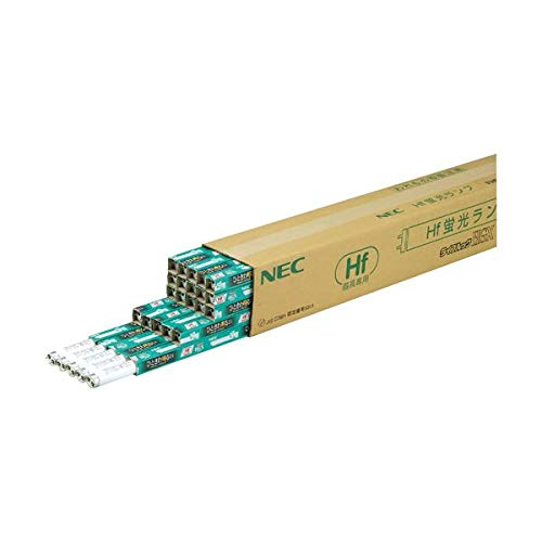 NEC Hf蛍光ランプライフルックHGX 32W形 3波長形 昼白色 業務用パック FHF32EX-N-HX1セット(75本:25本×3パック) 家電 電球 その他の電球 14067381 [並行輸入品] B07MNTRW6L