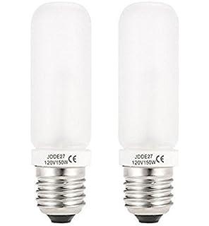 Modeling light bulbs JDD E27 120V 150W 3 per lot frosted