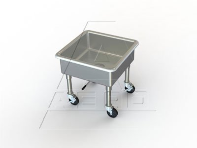 Amazon.com: Lavadero móvil fregadero: Industrial & Scientific