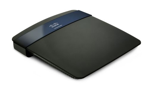 Linksys E3200 High-Performance Simultaneous Dual-Band Wireless-N Router by Linksys