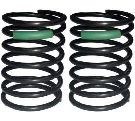 3Racing #SAK-U314/GR/725 15 x 7.25 Spring -GREEN for SAK-U314 for 3Racing All