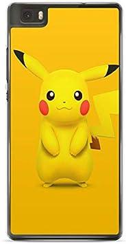 Coque pour Huawei P8 Lite (2017) Pokemon go Team Pokedex Pikachu ...