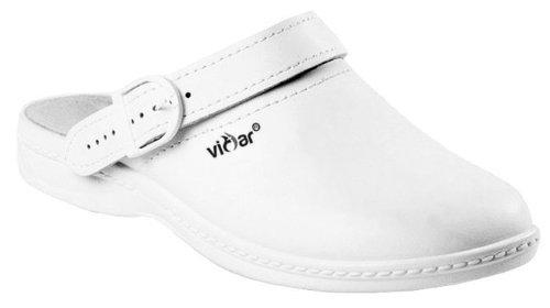 Vidar Men's Clogs White WHITE MI7dKE