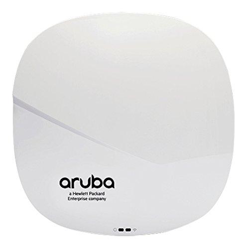HP Aruba AP-325 JW186a Wireless Access Point, 802.11n/ac, 4x4 MU-MIMO, Dual Radio, Integrated Antennas