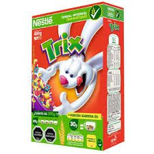 amazon com mexican edition trix cereal 2 pack fruit shaped classic