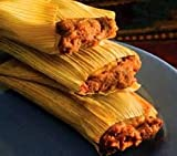 Red Chile Pork Tamales (2) 1dz Pkgs