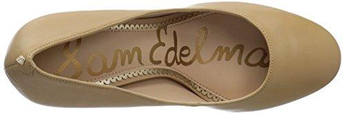 Sam Edelman Women's Stillson Pump, Classic Nude Leather, 7.5 Medium US by Sam Edelman (Image #8)