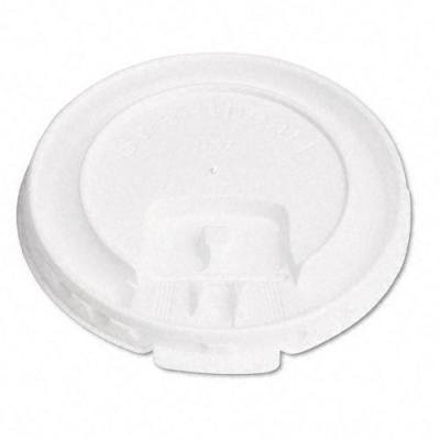 Solo Liftback & Lock Tab Cup Lids for Foam Cups, Fits 10 oz Trophy Cups, WE, 2000/CT (SLODLX10R) Category: Cup Lids