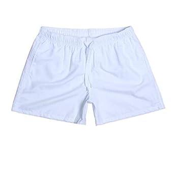 Pantalones Cortos de los Hombres de Secado rápido Playa Surf ...