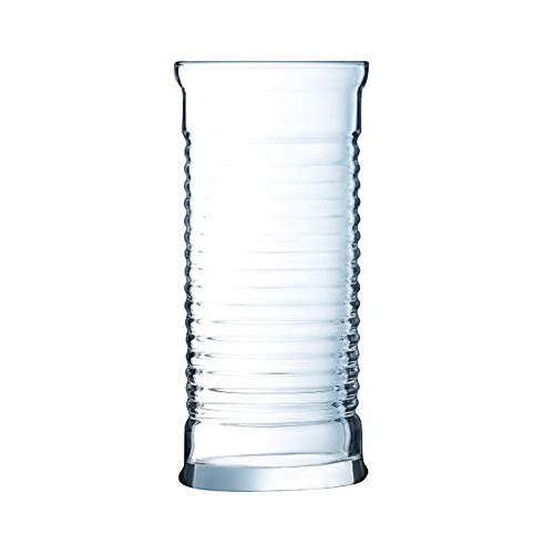Arcoroc L8688 Be Bop 11.75 Ounce Hi Ball Glass - 24 / CS (Ball Glass Hi Cardinal)