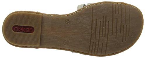 Rieker Gladiator 64288 Women Sandals WoMen Gladiator Grey Grey 4r4Uwxq