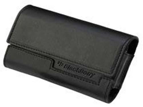 Blackberry ASY-15476-004 Horizontal Pouch - Original OEM - Non-Retail Packaging - Black/Black Accent (004 Original Oem Blackberry)