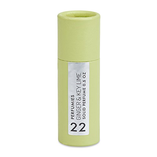 Perfumies Ginger & Key Lime Solid Perfume Stick No. 22 (Perfume Solid Stick)