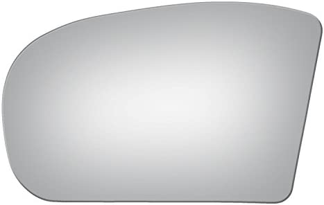 For Mercedes S-Class 2006-2009 Left Passenger side Flat wing mirror glass