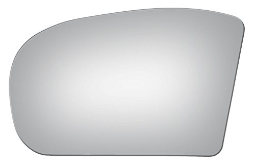 Mercedes Drivers (2003-2009 MERCEDES-BENZ E320 Flat Driver Side Mirror Replacement Glass)