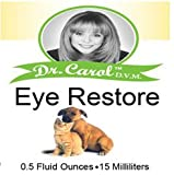 Dr. Carol's Eye Restore for Dogs and Cats, My Pet Supplies