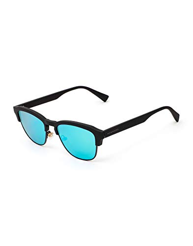 Hawkers New Classic Gafas de sol, Azul, One Size Unisex-Adult