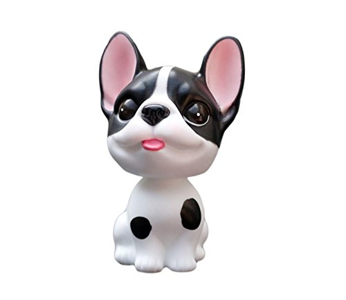 Edition Bobble Head Doll - French Bulldog Bobble-Head Action Relaxation Mini Toy For Car Home Office.Limited Edition.