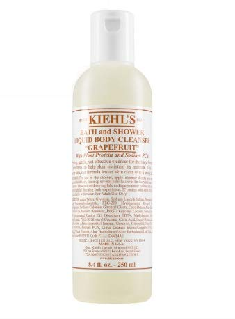 KIEHL'S SINCE 1851 Bath & Shower Liquid Body Cleanser 250ml