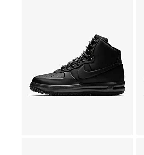 Nike Lunar Force 1 Duckboot '18 Mens Bq7930-003 Size 10 Black/Black/Black