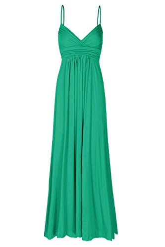 Price comparison product image Beachcoco Women's Sweetheart Maxi Dress (L,  Kelly Green)