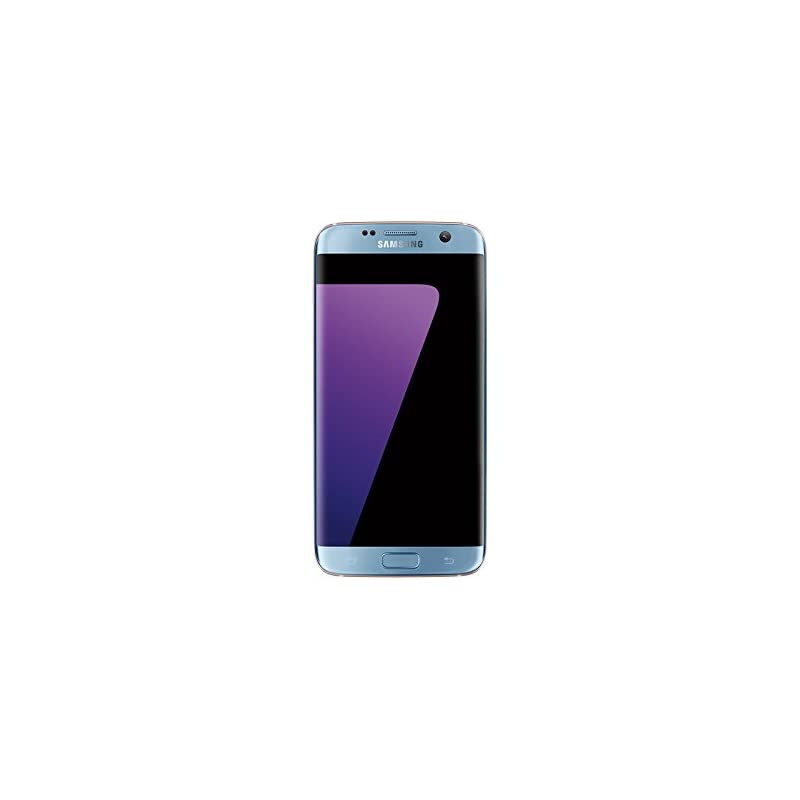 Samsung Galaxy S7 Edge 32GB G935T for T-Mobile - Blue Coral (Certified Refurbished)