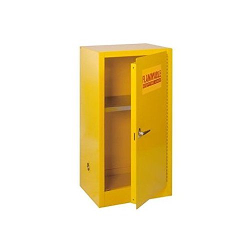 (Edsal Compact Flammable Safety Steel Cabinet - 23