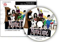 MusicTime Deluxe 4 by Passport