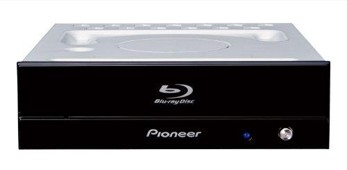 BDR-S11J-BK Pioneer Ultra HD Blu-ray Burner 4K Bluray internal drive BD/DVD/CD by Pioneer Japan