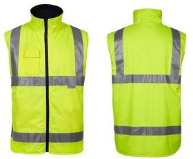 North Ways 444122271AM North Ways 2271 Wiley Gilet multipoches Jaune Taille M