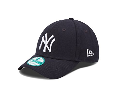 MLB The League New York Yankees Game 9Forty Adjustable - Hat Wool Red Classic