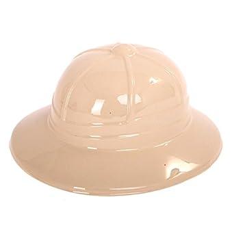 Sombrero Explorador PVC (Pack 6 UDS)  Amazon.es  Juguetes y juegos 15a8b68ea48