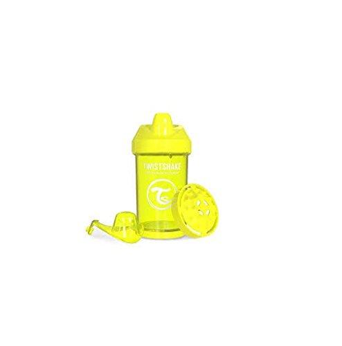 Copo Treinamento 300Ml 8+M, Prime Baby, Amarelo