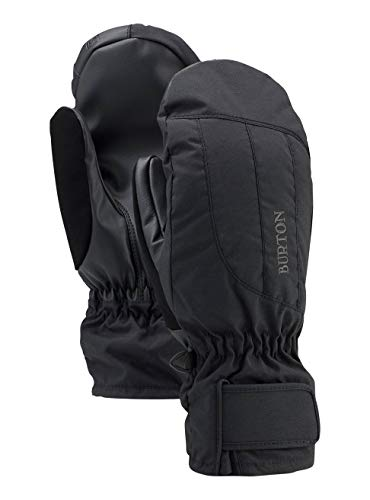 Burton (Burton) Snowboard Gloves redyi-su・uximenzu Mitts Mittens Women's Profile Under Mitt XS ~ XL Size 103931 Gloves, Waterproof, Water Repellent and Breathable Touch Screen Controlled, Works with , black