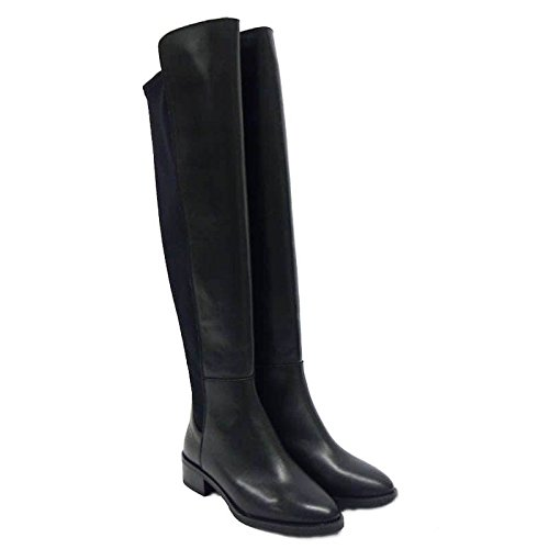 ALPE Botas Mosqueteras Mujer Giselle 3001 14 Negro
