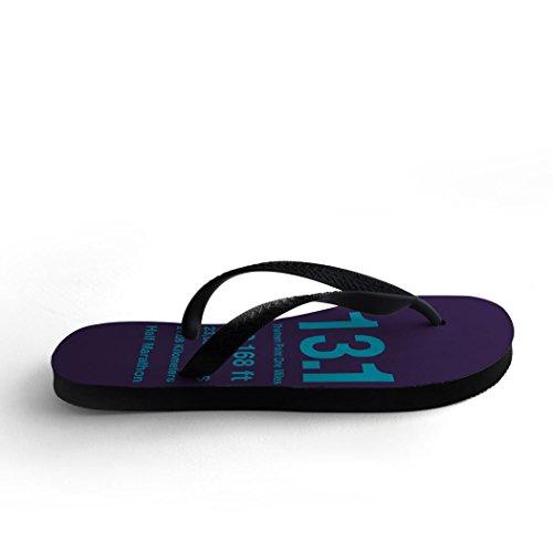 Running Flip Flops 13.1 Math Miles Purple C7GithuUnZ